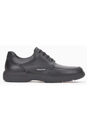 Mephisto DOUK Men's lace-up shoe - Black Leather
