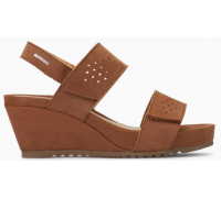 Mephisto Gilie leather sandals for women brown