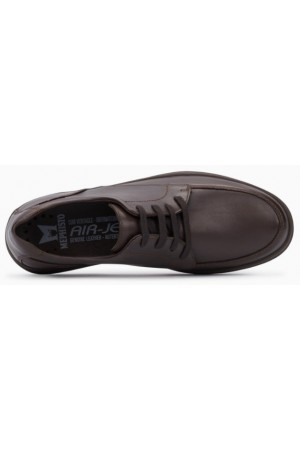 Mephisto Malkom leather lace-up shoe for men brown
