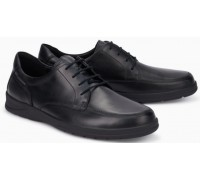 Mephisto Malkom leather lace-up shoe for men black