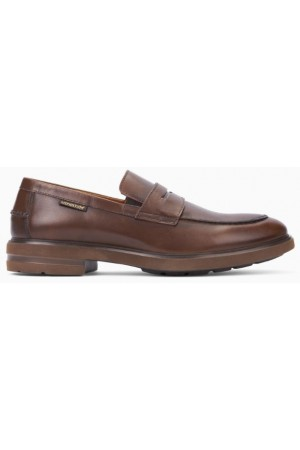 Mephisto Orielien leather loafers for men brown