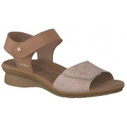 Mephisto Pattie brown leather sandals for women