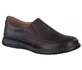 Mephisto Twain brown leather slip-on shoe for men