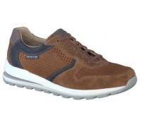 Mephisto Boris Perf leather sneakers for men brown