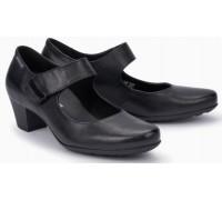 Mephisto Mylene leather pumps for women black