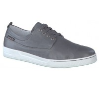 Mephisto ALBANO lace shoe leather dark grey