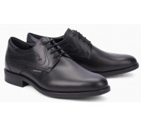 Mephisto Cirus leather lace-up shoes for men black