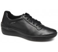 Mephisto CHRIS leather laceshoe for women black