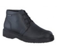 Mephisto EMANUEL leather ankle boots black