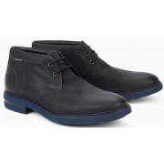 Mephisto OWEN leather boots for men black
