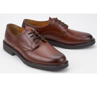 Mephisto MARLON Men's Laceshoe - Hand Made - Chestnut Brown