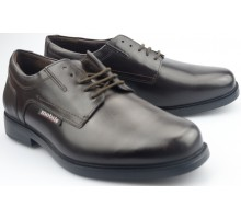 Mobils by Mephisto ABRIZO dark brown leather      WIDE FIT