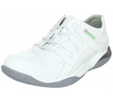 Sano by Mephisto ACTOR PAGODE white leather   ROLLING SHOES