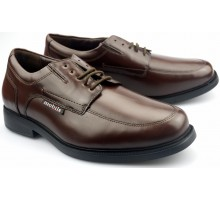 Mobils by Mephisto ARMIN brown leather    WIDE FIT