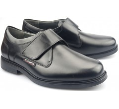 Mobils by Mephisto ATHOS black leather      WIDE FIT
