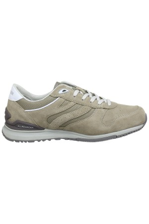 Allrounder by Mephisto ATLANTA outdoor sneaker men taupe