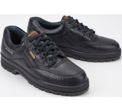 Mephisto BARRACUDA MAMOUTH black leather  (waterproof)