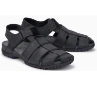 Mephisto BASILE Men's Sandal - Black