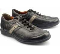 Mephisto BONITO black leather
