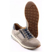 Mephisto BRADLEY Men's Sneaker - Warm Grey