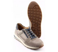 Mephisto BRADLEY Men's Sneaker - Warm Grey