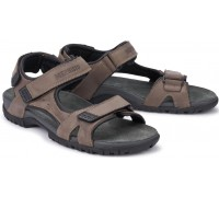 Mephisto BRICE Mens Sandal - Pewter Grey