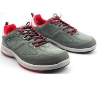 Allrounder by Mephisto CASTILLO outdoor sneaker men grey
