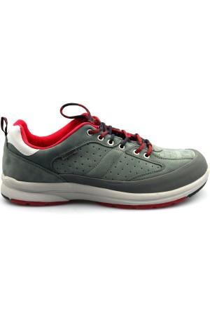 Allrounder by Mephisto CASTILLO outdoor sneaker men grey