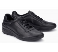 Mephisto CHRIS Women Lace Shoe - Black