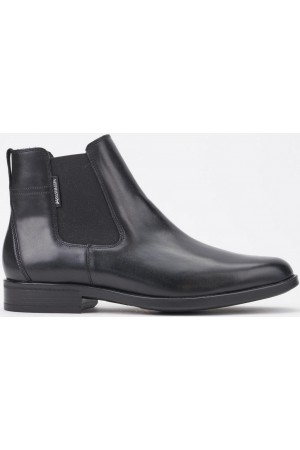 Mephisto COLBY black leather chelsea boot for men