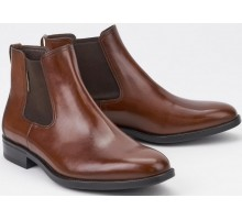Mephisto COLBY chestnut brown leather