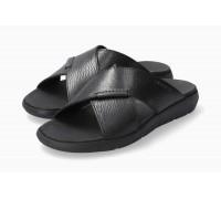 Mephisto CONRAD Men's Sandal - Black