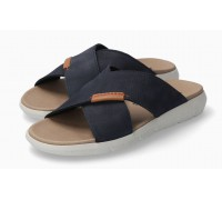 Mephisto CONRAD Men's Sandal - Navy Blue