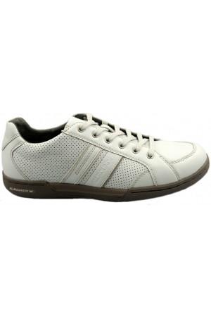 Allrounder by Mephisto DAGON outdoor sneaker men white