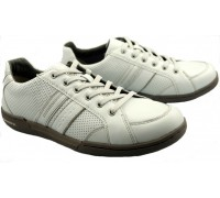 Allrounder by Mephisto DAGON outdoor sneaker men white