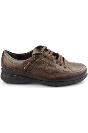 Mobils by Mephisto DAMIAN dark brown leather       WIDE FIT