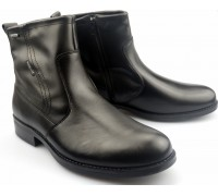 Mephisto DAMIEN GT PALACE black leather   (waterproof goretex)