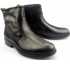 Mephisto DAMIEN GT PALACE black leather   (waterproof goretex)