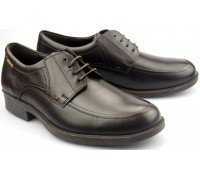 Mephisto DAMON dark brown leather laceshoe for men