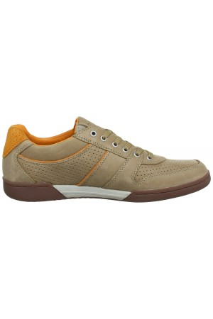 Allrounder by Mephisto DOMINO outdoor sneaker men taupe