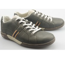 Allrounder by Mephisto DORADO anthracite grey leather