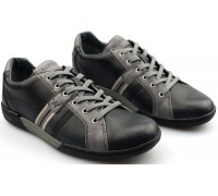 Allrounder by Mephisto DORADO outdoor sneaker men black