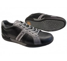 Allrounder by Mephisto DORADO black leather