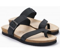 Mobils by Mephisto DOUGLAS Men's Sandal - Black