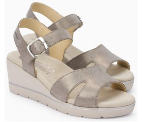 Mephisto ELISABETH Women's Sandal - Taupe