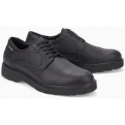 Mephisto EMERIK black lace shoes for men
