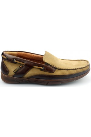 Mephisto boat shoes FENTON super hydro desert beige nubuck