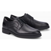 Mobils by Mephisto FLAVIEN leather lace-shoe black    WIDE FIT