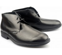 Mephisto FROLO black leather