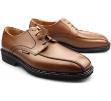 Mephisto GAETAN chestnut brown leather